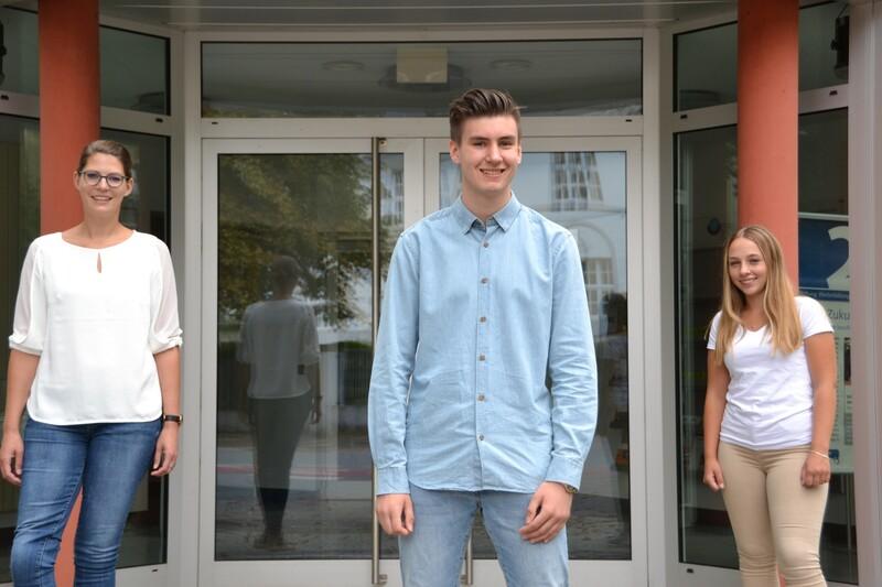 WFG Kreis Unna begrüßt neuen Auszubildenden
