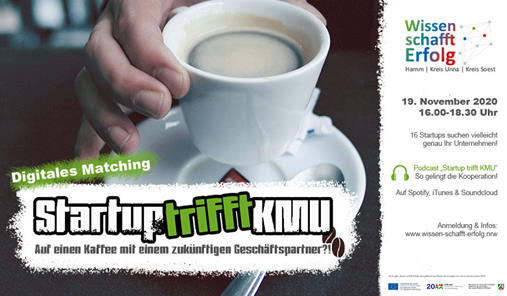 Startup trifft KmU