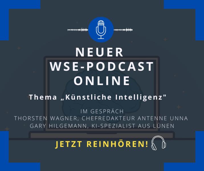 News 4_WsE-Podcast zum Thema künstliche Intelligenz